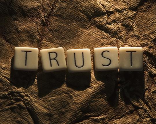 confiance sécurité objets connectés